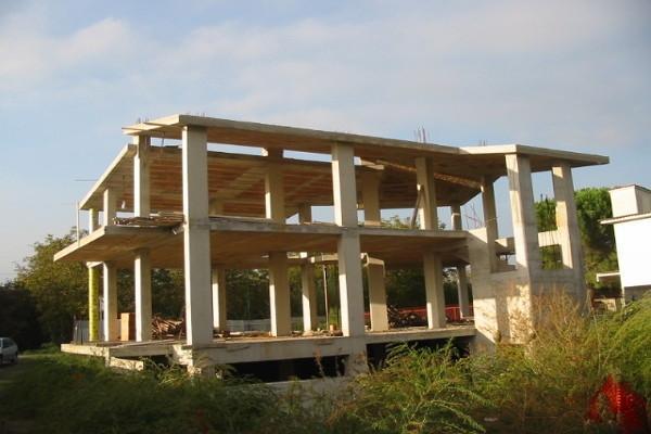 Controllo materiali da costruzione: struttura calcestruzzo armato