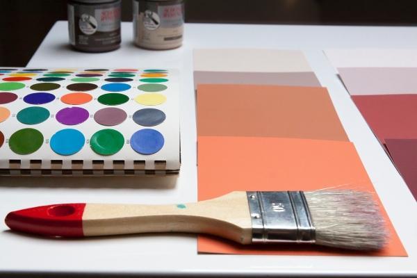 Materiali da costruzione: la scelta dei colori