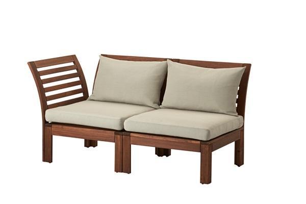 Divano angolare Applaro di Ikea