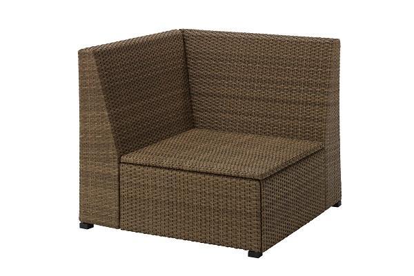 Seduta angolare Solleron di Ikea