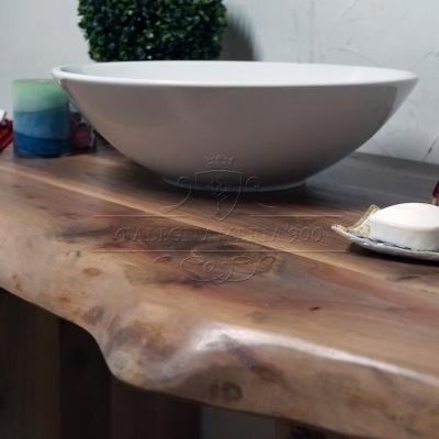 Mensola legno massello - Falegnameria '900