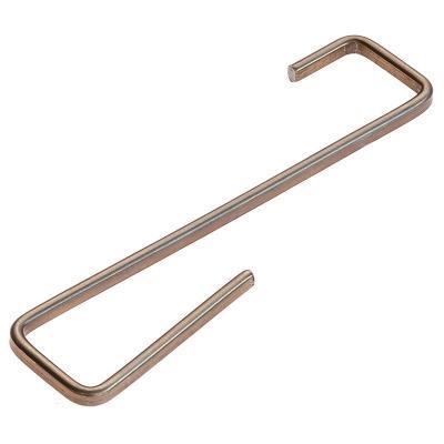 Clip fermacoppi a S in acciaio inox Coppibloc di Rasera