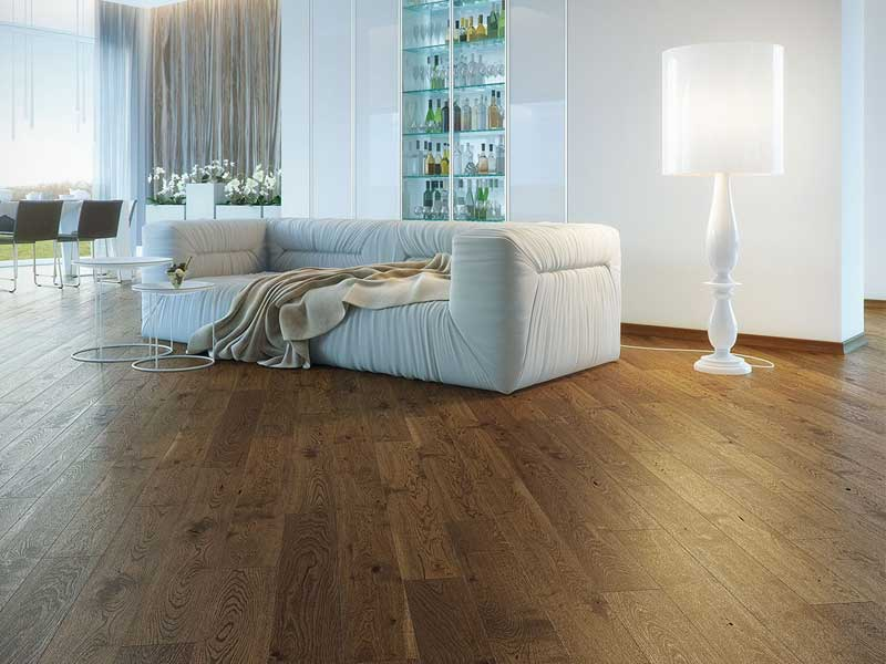Parquet in bagno idee green