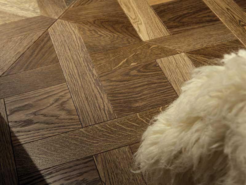 Montare parquet su pavimento esistente