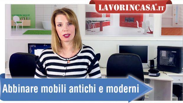 Mobili antichi e mobili moderni. Come abbinarli insieme?