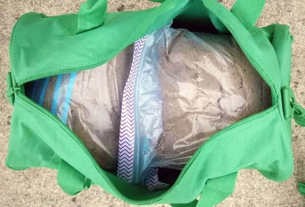 Sandbag fai da te, da girlsgonesporty.com