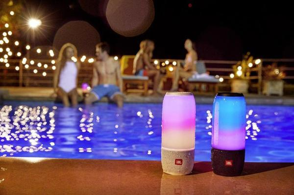 Altoparlante Bluetooth JBL Pulse 3