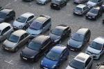Videosorveglianza condominiale: ripresa corretta area di parcheggio
