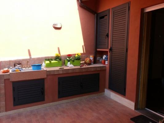 Mobili Per Terrazzo Roma : Armadi da esterno per tenere ordine in giardino