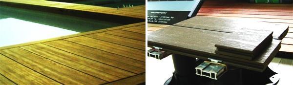 Pavimento rialzato in legno di SORIANO PAVIMENTI