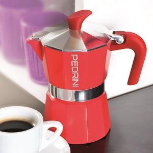 Macchinetta del caffè Glitter di Pedrini