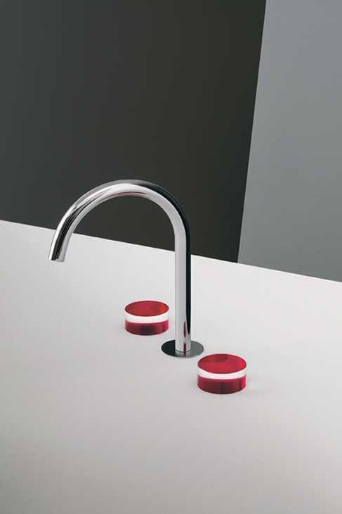 Rubinetteria per il bagno Nice/Now di Fantini
