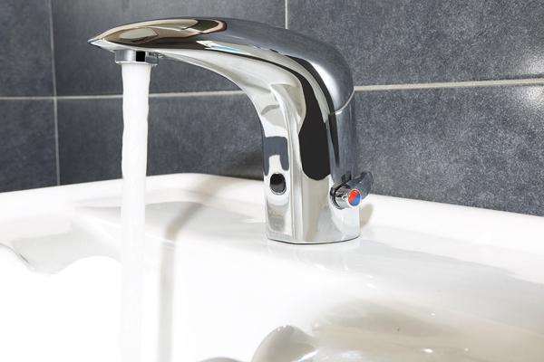 Rubinetteria bagno elettronica - Idral