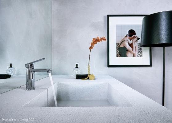 Rubinetteria bagno, modello Sadler di Mamoli