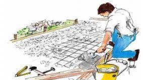 Come costruire una pavimentazione esterna in pietra