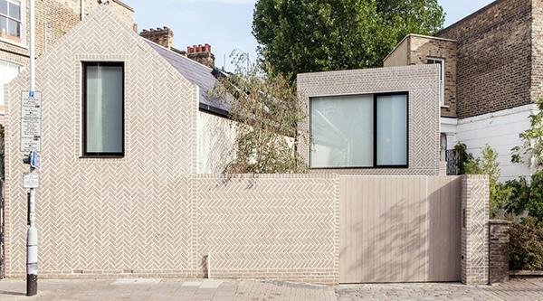 Herringbone House, Chan + Eayrs Architects