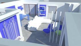 Rinnovare il soggiorno in stile metropolitano