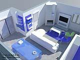 Rinnovo soggiorno in stile moderno