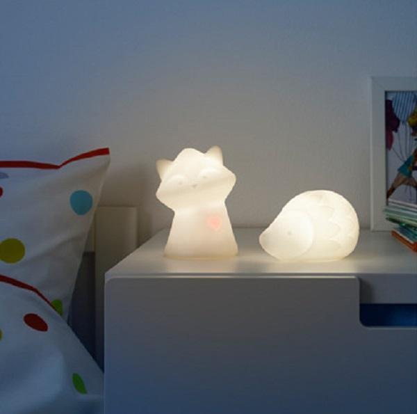 Lampada notturna Luriga Ikea