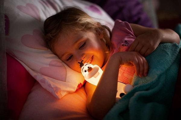 Lampada notturna Philips