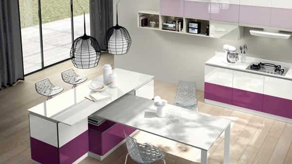Cucina italiana moderna - Scavolini