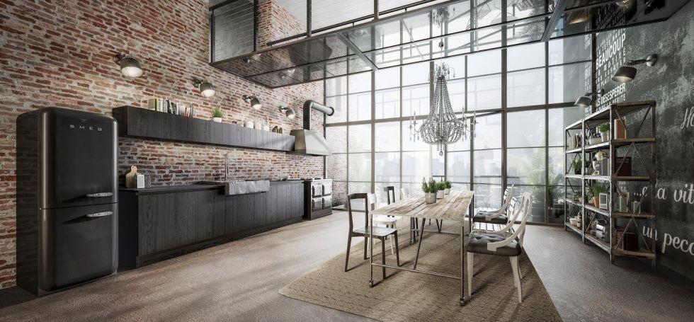 Cucina moderna - Berloni