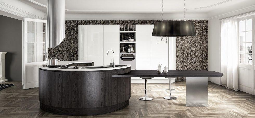 Cucina elegante - Berloni