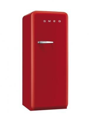 Frigo congelatore rosso - Smeg