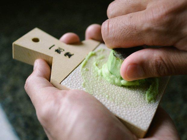 Grattugia wasabi, da Tenzo