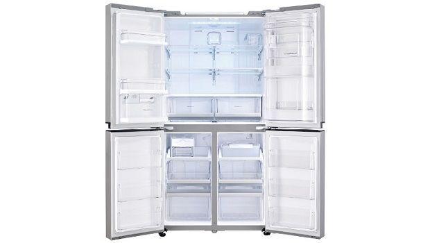 Arredare la cucina con un frigorifero 4 porte di ultima generazione