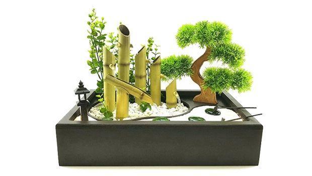Fontane da interno zen, fonte di stile e relax