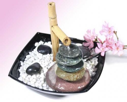 Fontana zen Equilibrio di Aquamusa