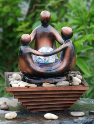Fontana zen Famiglia commercializzata da Primrose
