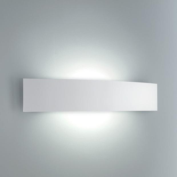 Lampada parete design minimalista, da FontanaArte