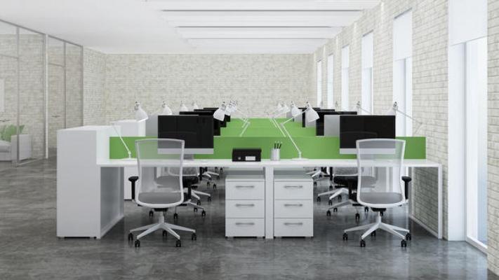 Il verde è rilassante e andrebbe usato negli elementi d'arredo