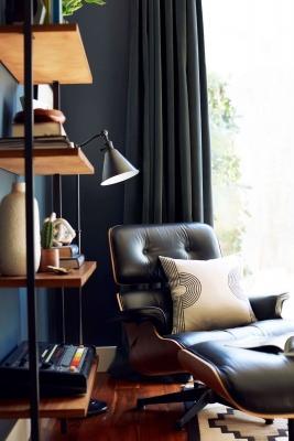 Creare un'area relax in ufficio, da stylebyemilyhenderson.com