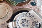 Abbinare i piatti spaiati in base al colore, da missmatcherentals.com