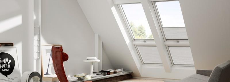 Finestre da tetto con balcone Cabrio