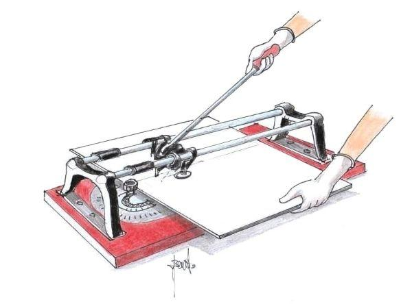 Sistemi e attrezzi per posa piastrelle a pavimento