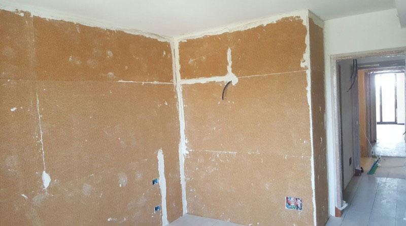 Come isolare una parete interna dal freddo