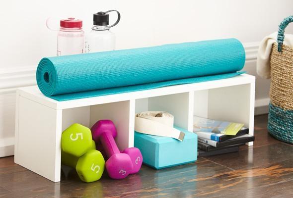 Organizzare L Angolo Fitness In Casa