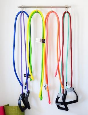 Ganci per appendere gli elastici, da abowlfulloflemons.net