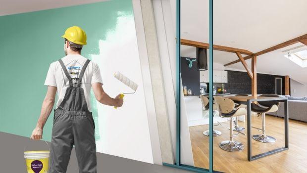 Le fasi fondamentali della stuccatura e pitturazione del cartongesso