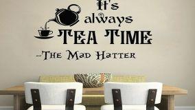 Realizzare un piccolo tea corner in casa
