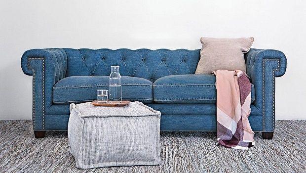L'interior design cambia look e indossa i blue jeans