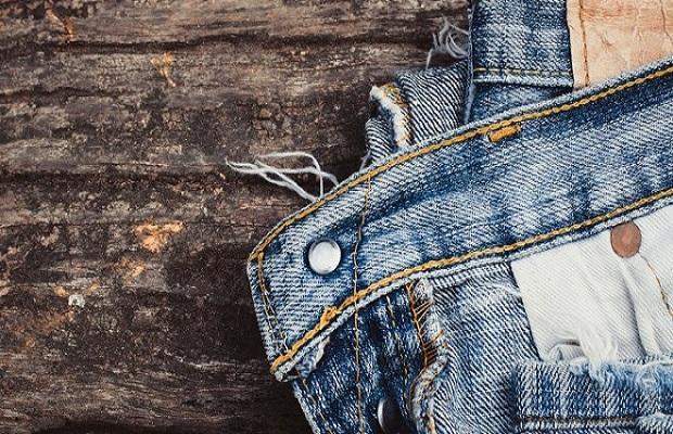 I blue jeans sono un must have della moda e ora anche dell'home decor