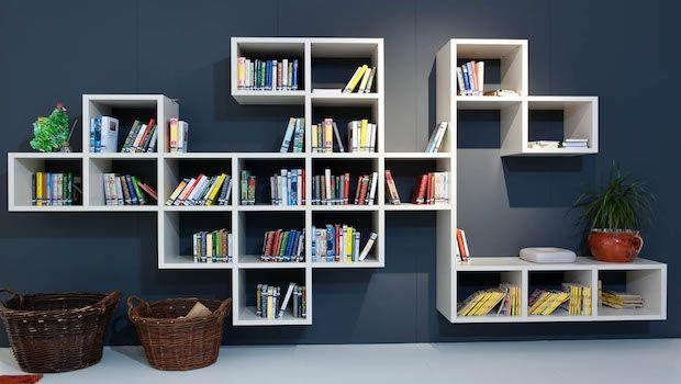 Libreria A Parete Prezzi.Librerie Componibili Modelli Caratteristiche E Prezzi