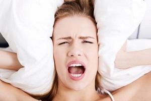 Disturbo sonno delle persone in condominio