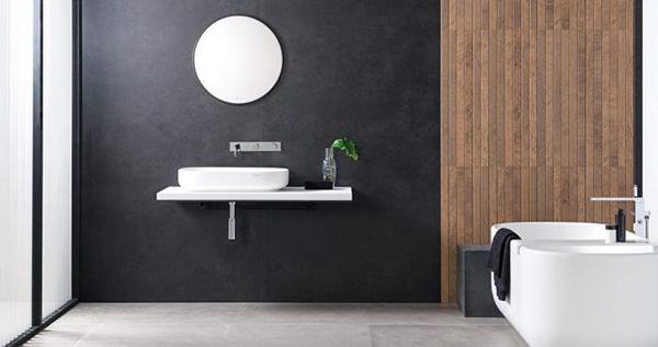 Stark Black Nature Urbatek Porcelanosa