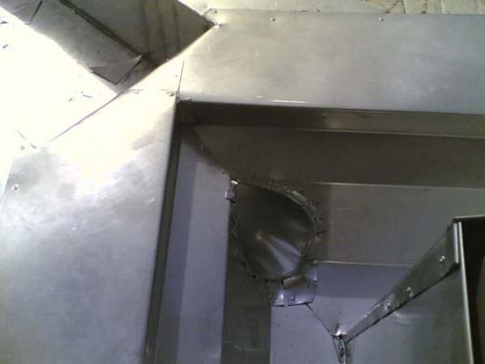 Grondaie in acciaio inox per lastrici solari di Grondeinrame